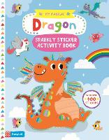 My Magical Dragon Sparkly Sticker Activity Book - My Magical (Paperback)