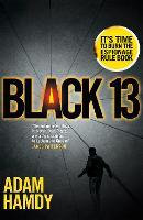 Black 13 - Scott Pearce (Hardback)