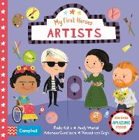Artists - My First Heroes (Board book)