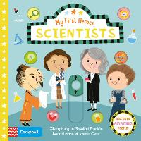 Scientists - My First Heroes (Board book)