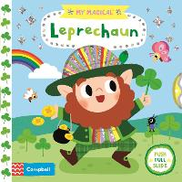 My Magical Leprechaun - My Magical (Board book)