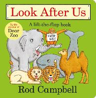 Look After Us (Board book)