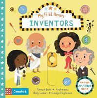 Inventors - My First Heroes (Board book)