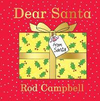 Dear Santa: 15th Anniversary Edition (Board book)
