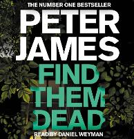 Find Them Dead (CD-Audio)