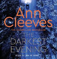 The Darkest Evening (CD-Audio)