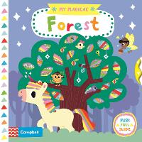 My Magical Forest - My Magical (Board book)