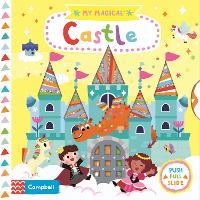 My Magical Castle - My Magical (Board book)