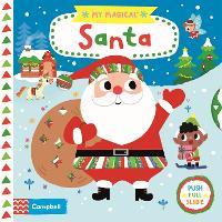 My Magical Santa - My Magical (Board book)