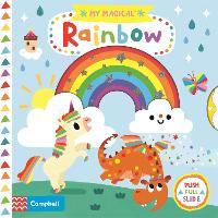 My Magical Rainbow - My Magical (Board book)