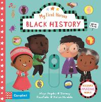 Black History - Campbell My First Heroes (Board book)
