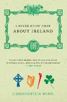 I Never Knew That About Ireland (Paperback)