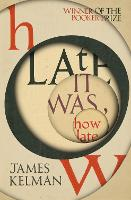 How Late It Was How Late (Paperback)