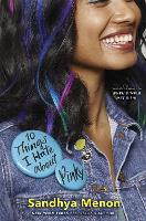 10 Things I Hate About Pinky (Paperback)