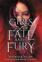 Girls of Fate and Fury - Girls of Paper and Fire (Hardback)