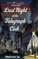 Last Night at the Telegraph Club (Paperback)