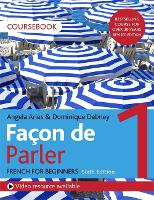 Facon de Parler 1 French Beginner's course 6th edition: Coursebook (Paperback)