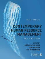 Contemporary Human Resource Management: Text and Cases (Paperback)