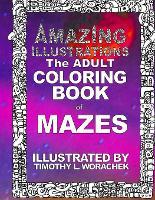 Amazing Illustrations-Mazes (Paperback)