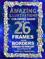 Amazing Illustrations-26 Frames and Borders (Paperback)