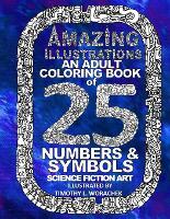 Amazing Illustrations-Book SIX of Numbers & Symbols-Vol.2 - Number & Symbols 2 (Paperback)