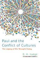 Paul and the Conflict of Cultures (Paperback)