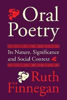 Oral Poetry (Paperback)