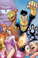 Invincible: The Ultimate Collection Volume 11 (Hardback)