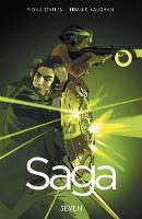 Saga Volume 7 (Paperback)