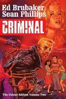 Criminal Deluxe Edition Volume 2 (Hardback)