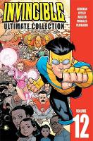 Invincible: The Ultimate Collection Volume 12 (Hardback)