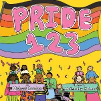 Pride 1 2 3 (Board book)