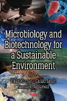 Microbiology & Biotechnology for a Sustainable Environment (Hardback)