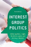 Interest Group Politics (Hardback)