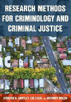Research Methods for Criminology and Criminal Justice (Paperback)