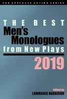 The Best Men's Monologues from New Plays, 2019 - Applause Acting Series (Paperback)