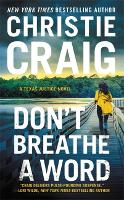 Don't Breathe a Word: Includes a bonus novella (Paperback)