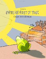 Fifteen Feet of Time/Cinque metri di tempo: Bilingual English-Italian Picture Book (Dual Language/Parallel Text) (Paperback)
