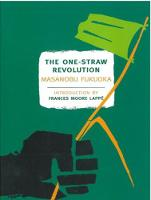 The One-Straw Revolution: An Introduction to Natural Farming (CD-Audio)