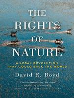 The Rights of Nature: A Legal Revolution That Could Save the World (CD-Audio)
