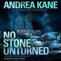 No Stone Unturned - Forensic Instincts 8 (CD-Audio)