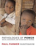 Pathologies of Power: Health, Human Rights, and the New War on the Poor (CD-Audio)