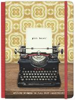 Plot Twist! Hardcover Journal: Writing Prompts to Fuel Your Imagination (Hardback)