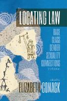 Locating Law: 3: Race, Class, Gender, Sexuality Connections (Paperback)