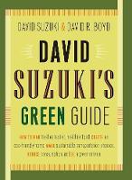 David Suzuki's Green Guide (Paperback)