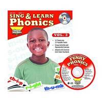 Sing & Learn Phonics: Volume 3