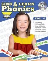 Sing & Learn Phonics: Volume 4