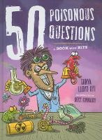 50 Poisonous Questions: A Book With Bite - 50 Questions (Hardback)