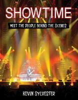 Showtime: Meet the People Behind the Scenes (Hardback)