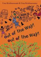 Out of the Way! (Hardback)
